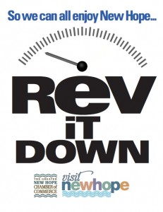 Rev It Down poster