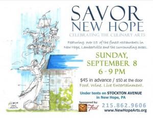 Savor New Hope