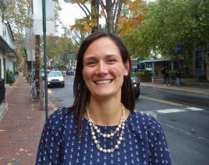 New Hope-Solebury School Board candidate Sandy Heath Weisbrot