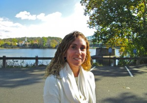 New Hope-Solebury School Board candidate Adrienne Deussing (Photo: Charlie Sahner)