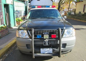 new hope police vehicle