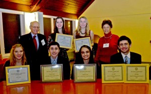 Solebury Founders Awards