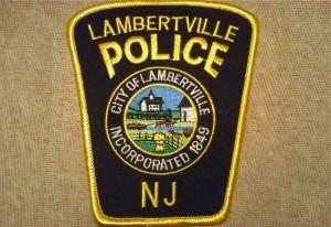 lambertville nj police