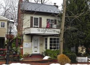 Wildflowers restaurant (Photo: Charlie Sahner)