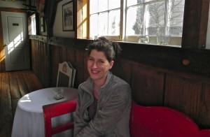 Chrissy Mertz of Martine's in New Hope (Photo: Charlie Sahner)
