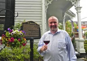Mansion Inn owner Martin Doyle (Phoro: Charlie Sahner)