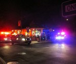New Hope Police and EMS resopond to person in distress outside of Nina's on May 26