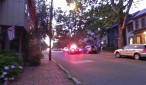 Traffic stop on West Ferry Street July 16