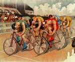 Old Bicycle Race