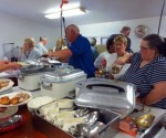 new hope free press oyster pork supper carversville