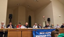 New Hope Free Press Borough Council