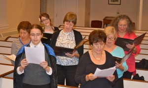 new hope solebury and lambertville choir new hope free press