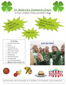 St  baldrick Flyer Revision