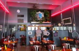 Full Moon Cafe in Lambertville