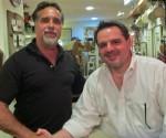 Jim Jolly (L) and Gregg Zollo (R)
