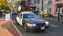 new hope police