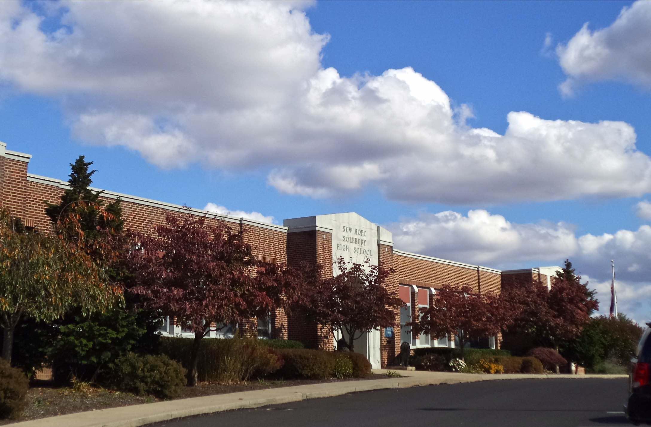 New Hope-Solebury High...