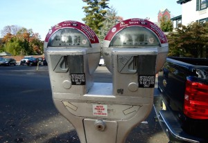 new hope parking meter