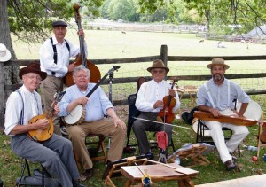 Long Hill String Band will perform with caller Sue Dupre.