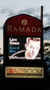 ramada rrazz sign