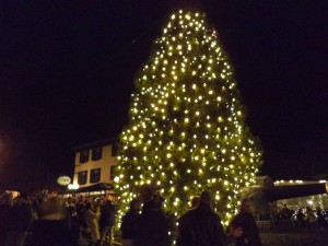 Logan Inn Christmas Tree
