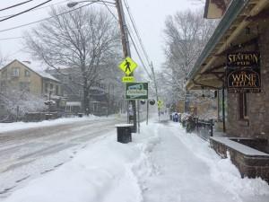 Lambertville Station is known for always being open (Photo: Steve Chernoski(