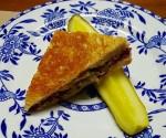 Short Rib Pastrami on Cocktail Rye (1)