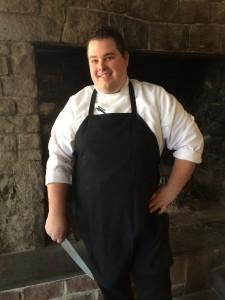 Chef Alan Heckman.