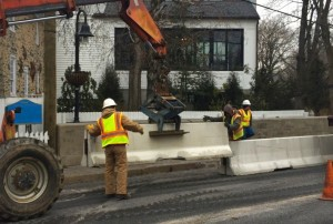 New Hope sidewalk repair