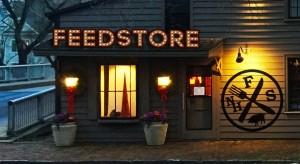 Rendering of future New Hope Feedstore.