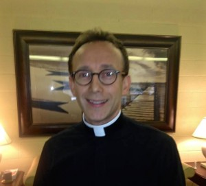 Father Robert Kolakowski (Photo courtesy PANJ Radio)
