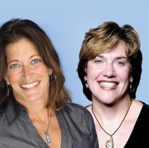 Jennie McNulty and Lisa Koch - New Hope Free Press