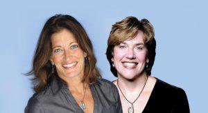 Jennie McNulty and Lisa Koch - New Hope Free Press