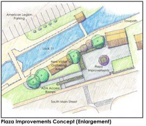 Odettes Plaza Improvements