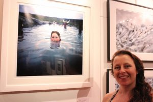 Photographer Sandra Dillon and her award-winning work.