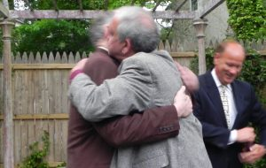 herb millman and john dwyer - new hope free press