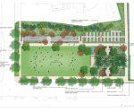 2014 rendering of proposed park plan.