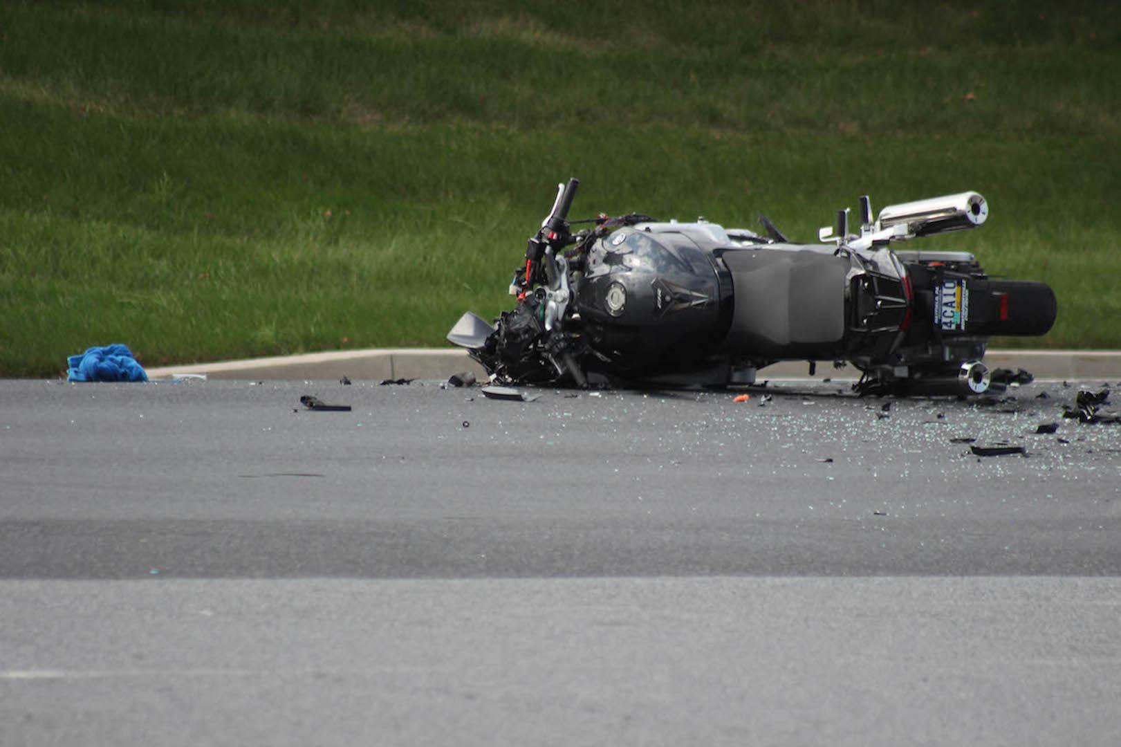 Motorcycle Accident Northampton