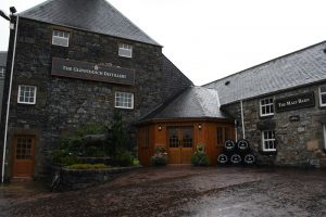 Glennfiddich Distillery is another source of inspiration.