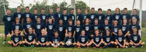 2016 New Hope-Solebury Boys Soccer team. (Photo: Karla Donohoe)