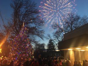 Fireworks over Lambertville event. (Photo: Steve:Chernoski)