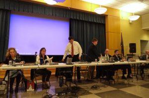 new hope free press   school board