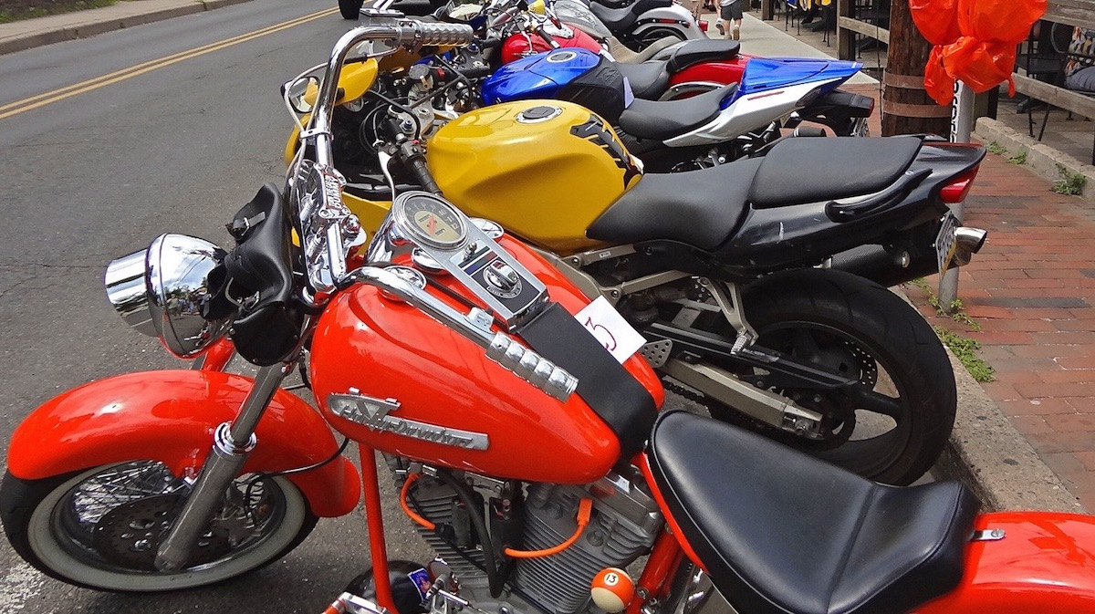 Brush Up Your Riding Skills at Free PennDOT Motorcycle