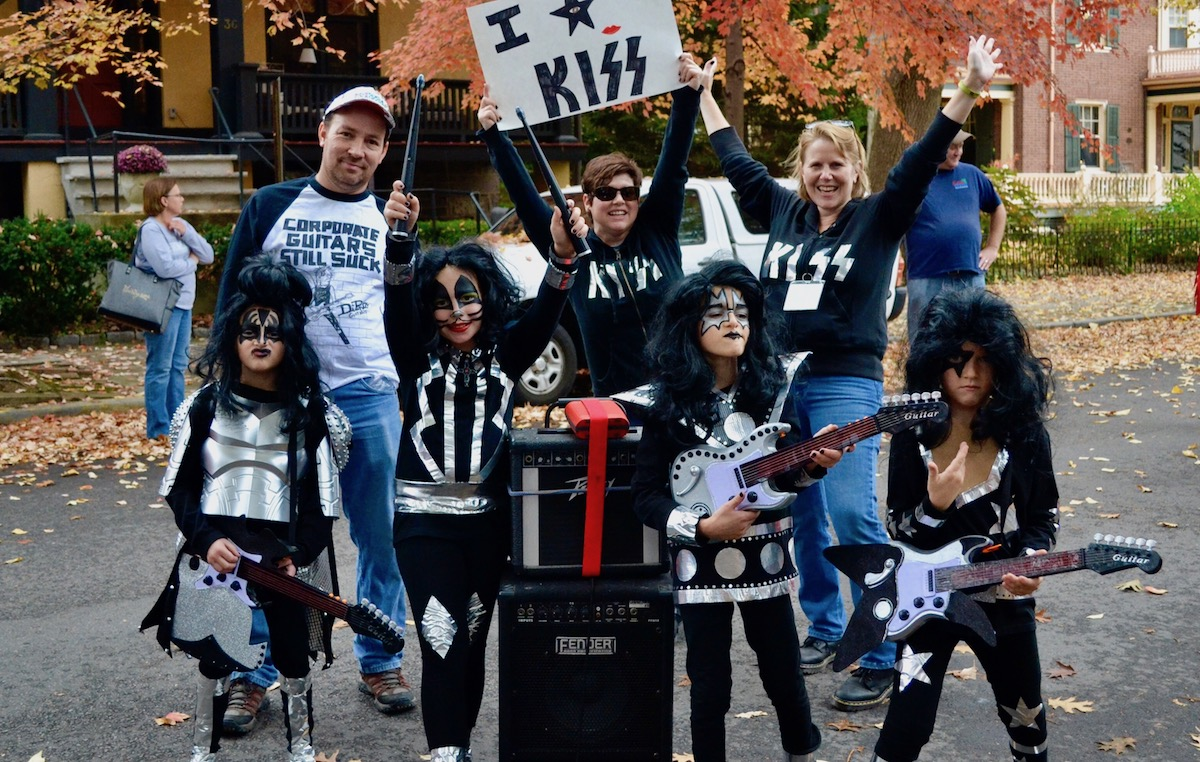 Lambertville Halloween Parade 2020 Halloween festivities begin Sunday in Lambertville | New Hope Free